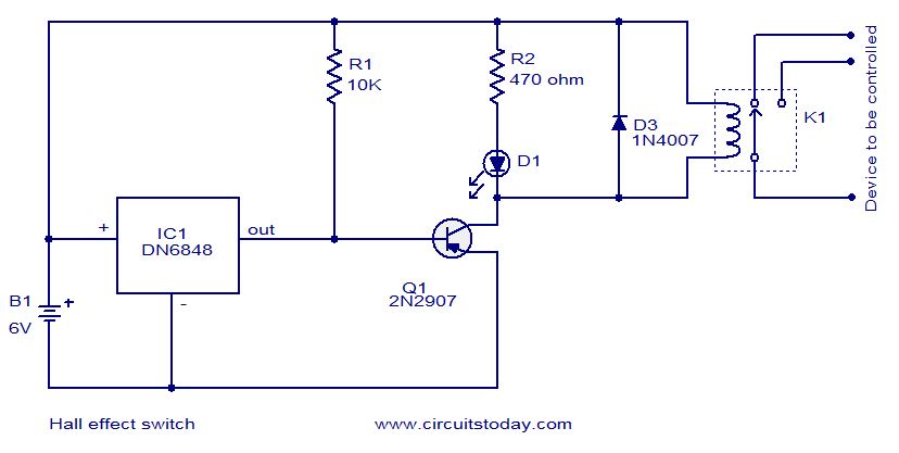 hall effect switch audio effect circuit page 7 audio circuits next gr Hall Effect Switch at gsmx.co