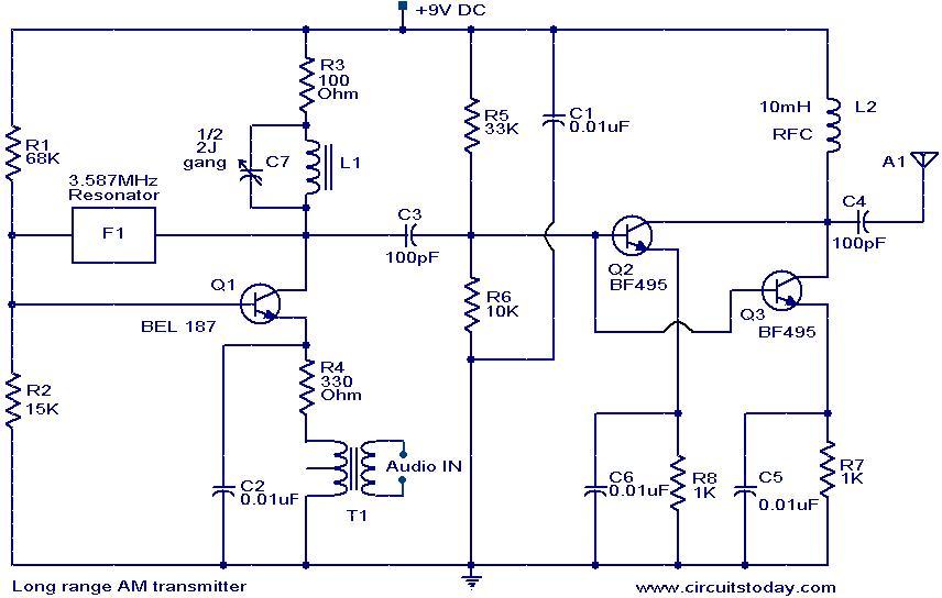 Transmitter Circuit Page 7 Rf Circuits Next