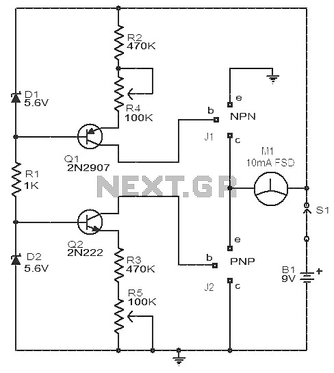tester circuit page 10   meter counter circuits    next gr