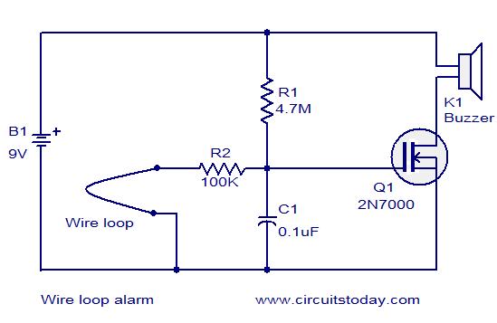 gt circuits gt wire loop alarm l37350 next gr