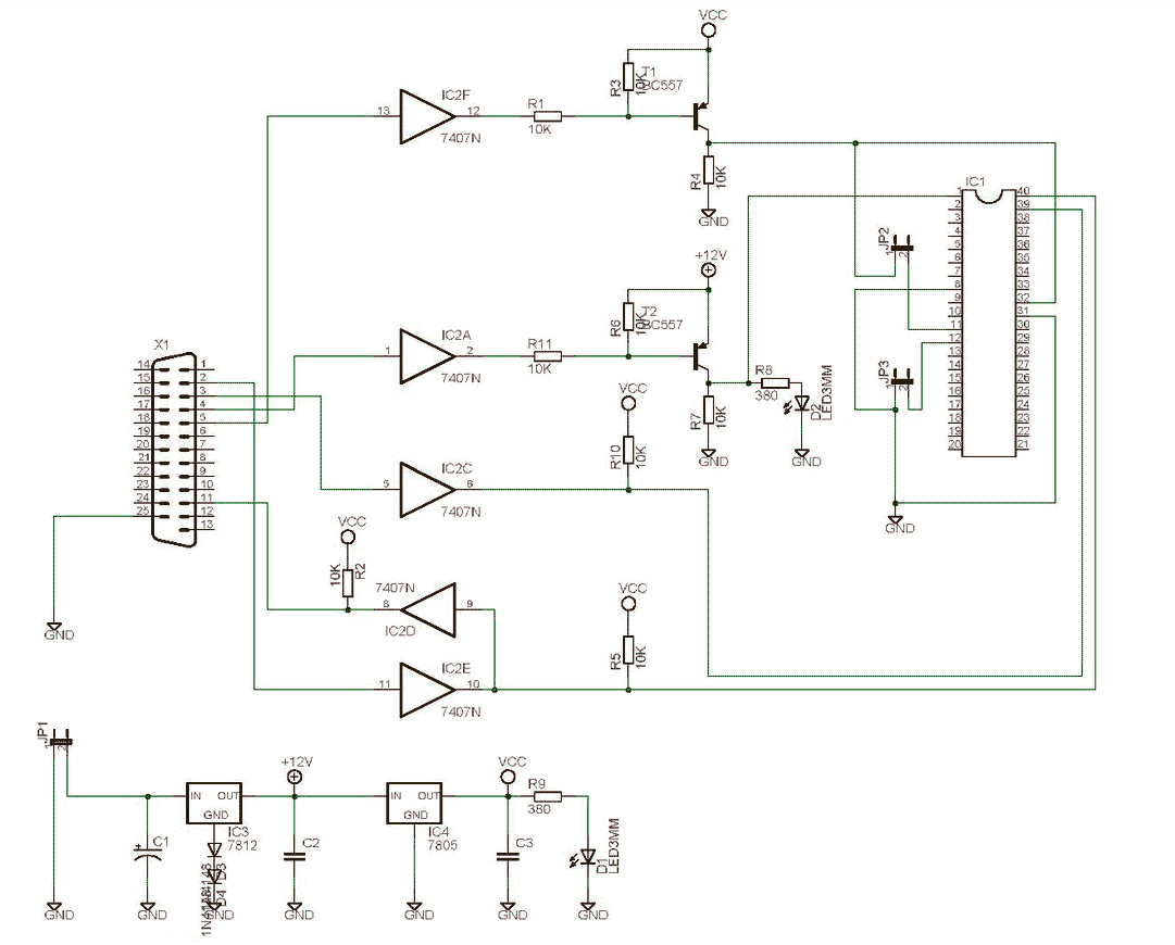 Microcontroller Programmer Circuit Circuits Get Domain Pictures Pic18