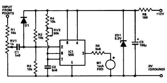 meter circuit page 14   meter counter circuits    next gr