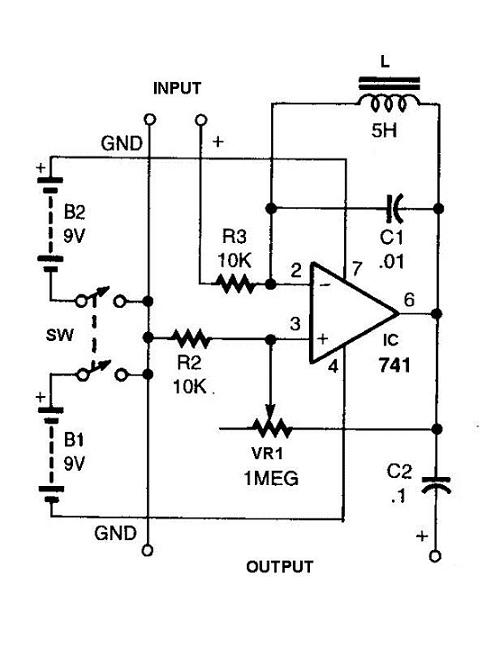 audio filter circuit page 6   audio circuits    next gr