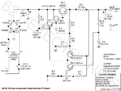 Basic 110 Volt Wiring Diagram
