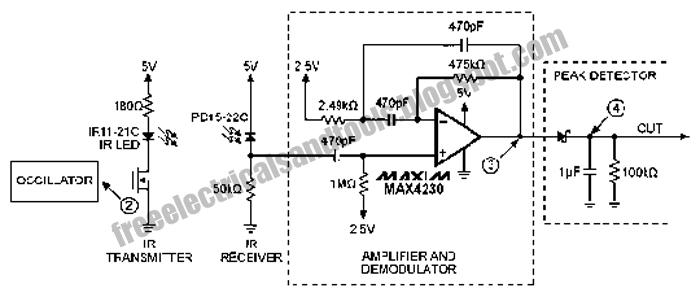 human detect circuit page 4   sensors detectors circuits