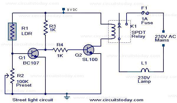 Light Sensor Circuit Page 3 Light Laser Led Circuits