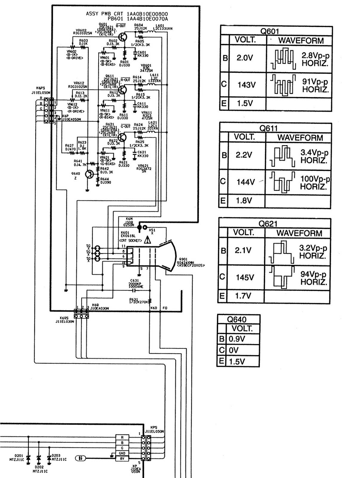 Popular Circuits Page 195 Rectifier Circuitbmp Troubleshooting Crt Tv No Picture Audio