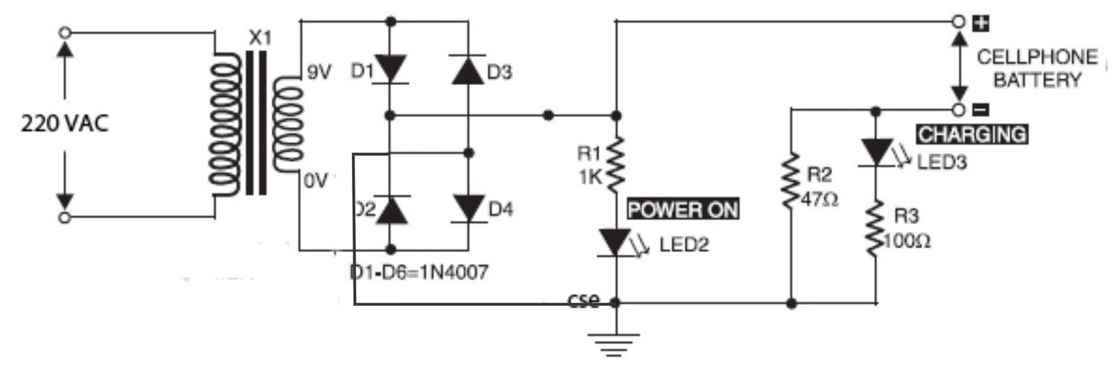 Battery Charger Circuit Page 5 Power Supply Circuits Solar Diagram Phone Schematic