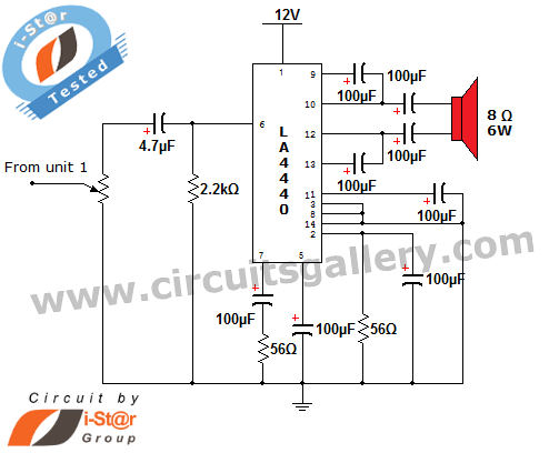 Mobile Tracker Circuit Diagram - Solar Tracking System