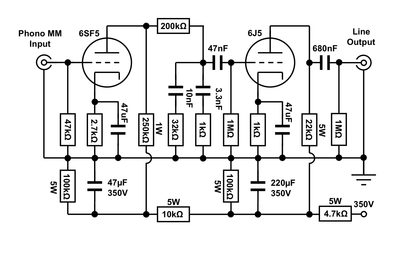audio preamplifiers circuits page 4   audio circuits    next gr