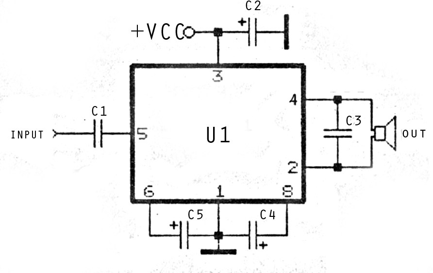 audio amplifier circuit page 12 audio circuits next grmini and simple power amplifier