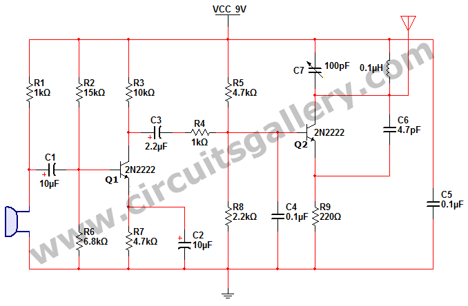 fm transmitter circuit Page 7 : RF Circuits :: Next.gr