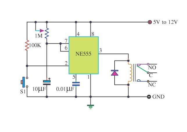 128155 Led Light Bar Relay Wire Up moreover Cj2a Wiring Diagram 12 Volt furthermore Wiring Diagram Spst Relay as well Showthread besides Relay S Voltage Drop S Current Flow Grounds And More. on 12vdc relay diagram