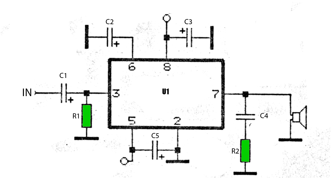Car Audio Circuit Automotive Circuits Nextgr - Wiring Diagrams •