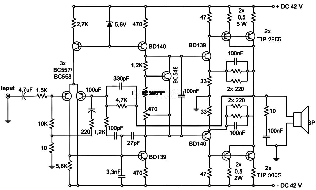 audio circuit page 9    next gr