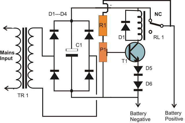 battery charger circuit page 9   power supply circuits