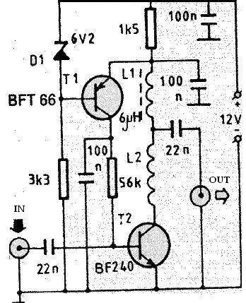 Vhf Circuit Page 2 Rf Circuits Next Gr