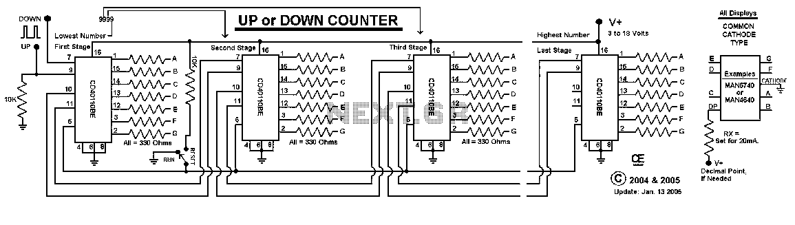 counter circuit Page 3 : Meter Counter Circuits :: Next gr
