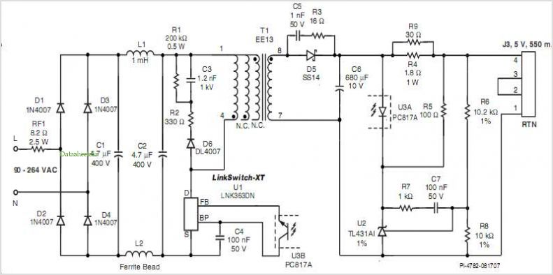 schematic usb charger the wiring diagram battery charger circuit page 13 power supply circuits next gr schematic