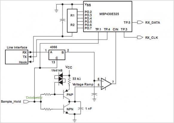 microcontroller circuit Page 8 : Microcontroller Circuits