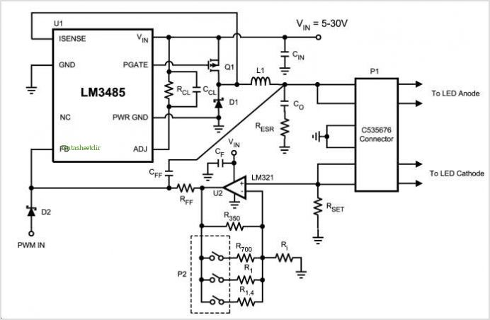 led circuit page 12   light laser led circuits    next gr