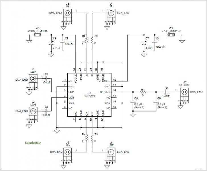 Fm jammer kit - UHF Jammer kit