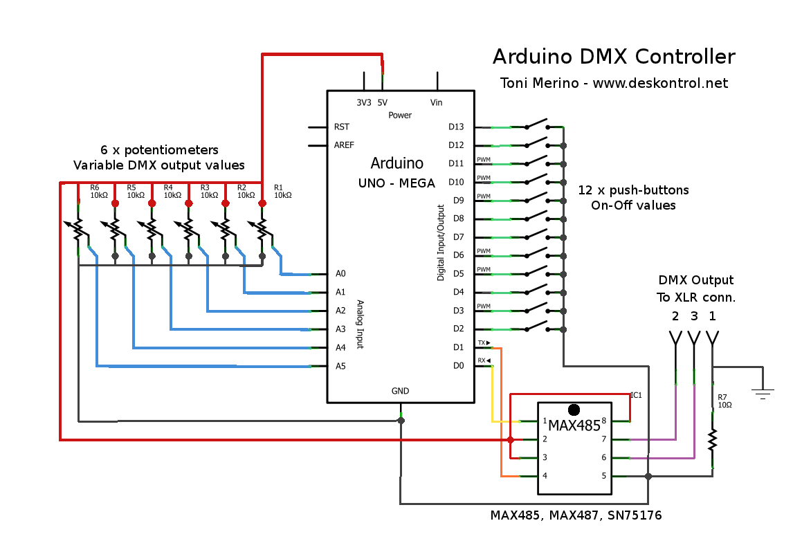 Arduino Circuit Page 10 Microcontroller Circuits Next Gr