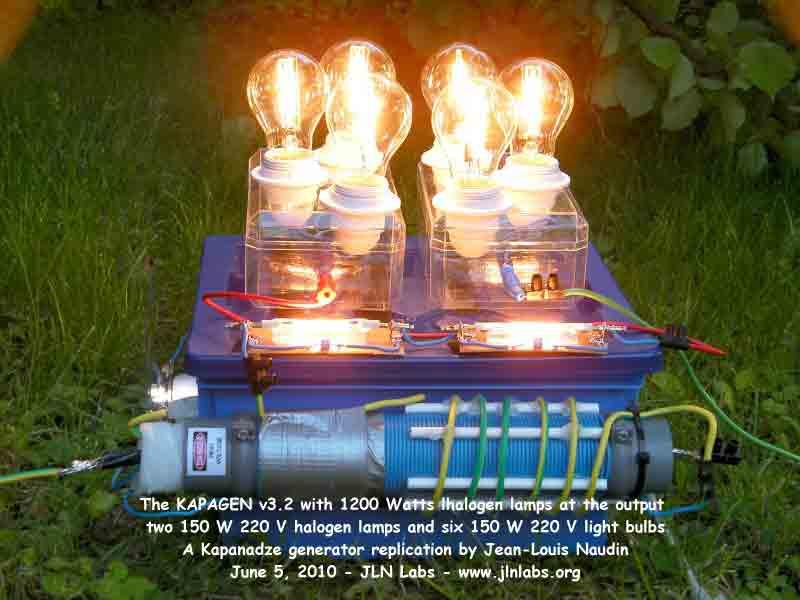 Радиантная энергия своими руками - Самоделки