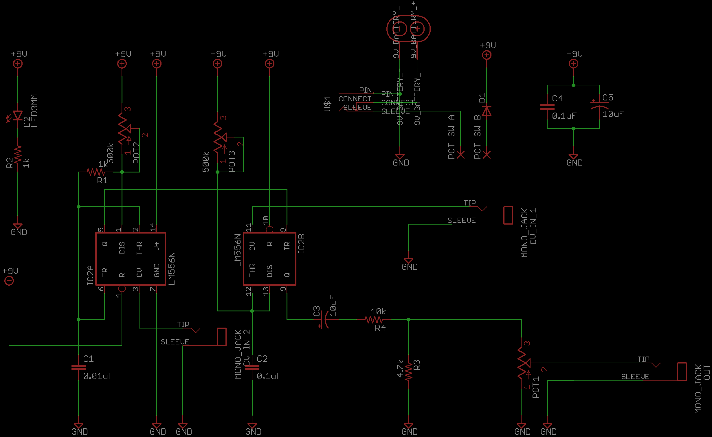 Results Page 482 About Radio Frequency Receiver Circuit 18w Stereo Hifi Audio Amplifier Tda2030 Eeweb Community Atari Punk Console