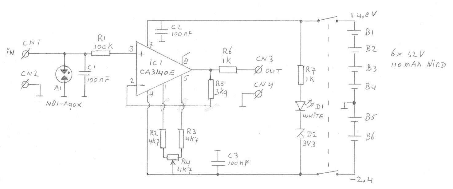 Top Circuits Page 160 10mhzvfo Oscillatorcircuit Signalprocessing Circuit Diagram Coulomb Meter