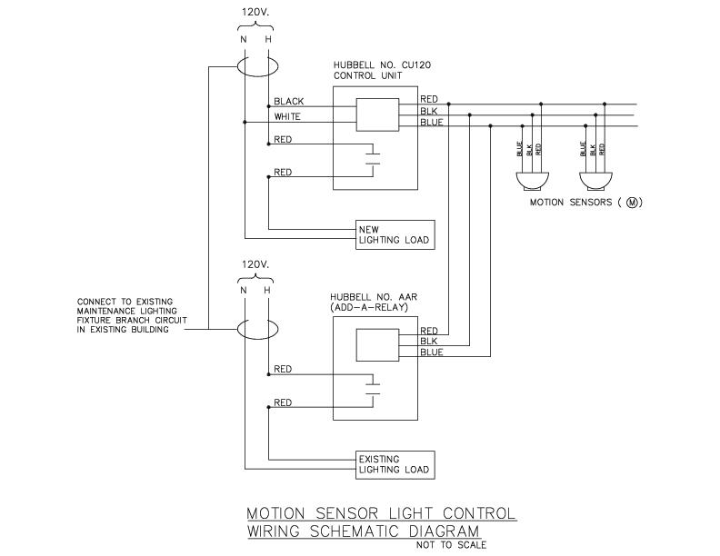 motion sensor light control wiring schematic diagram. Black Bedroom Furniture Sets. Home Design Ideas