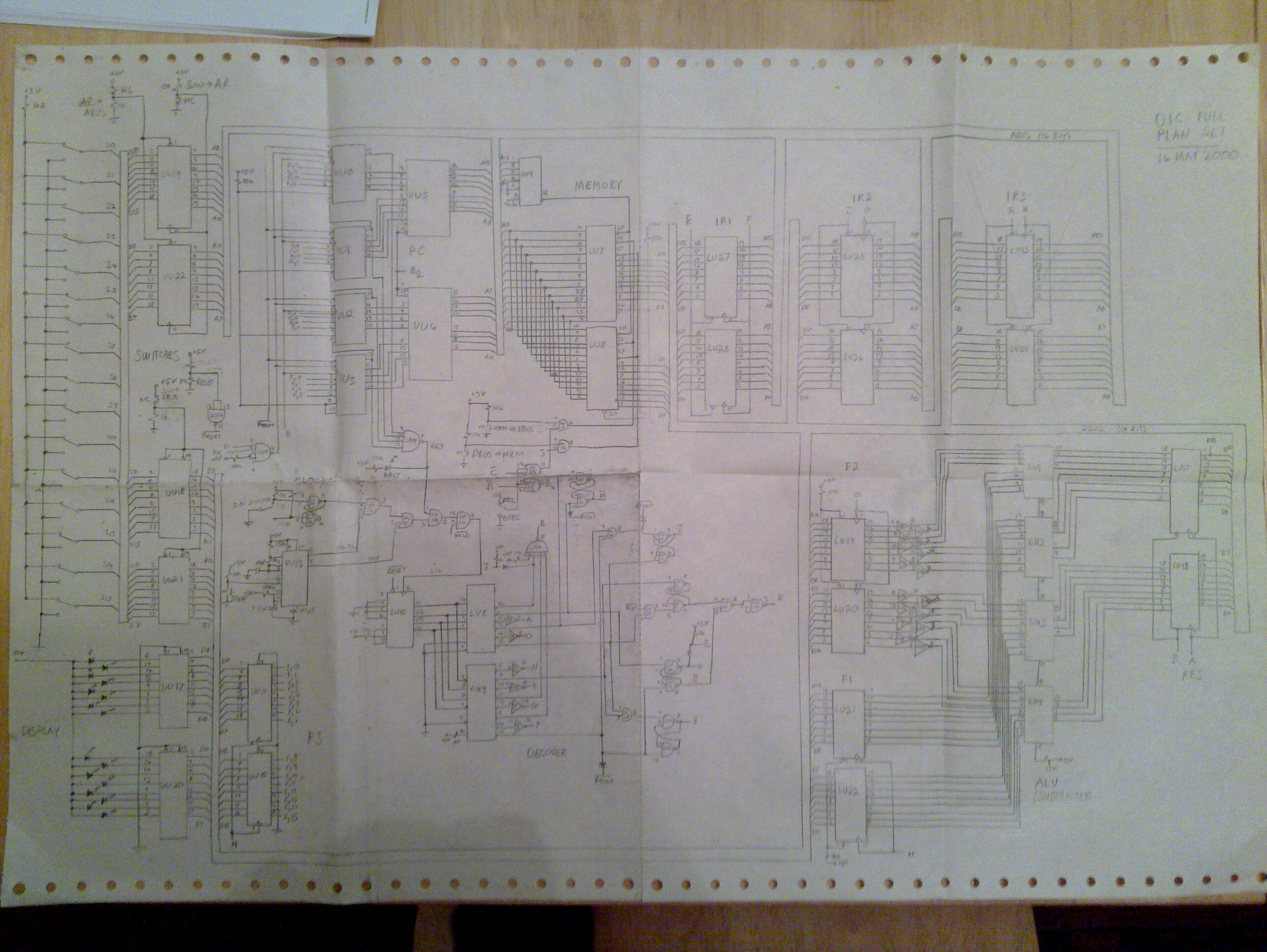 New Circuits Page 162 Door Buzzer Sound With Cd4001 Cd4060 Hobbies