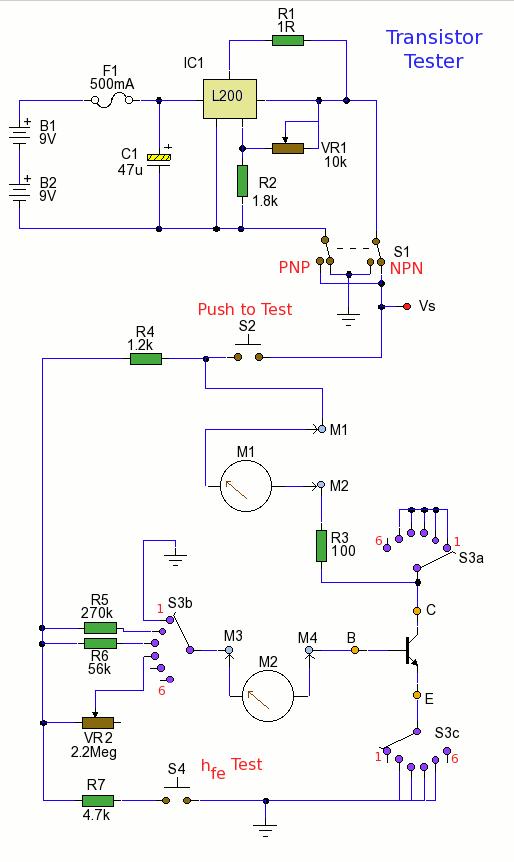 how to build salt taster wiring diagrams u2022 rh syiah co Simple Circuit Diagrams Circuit Diagram Symbols