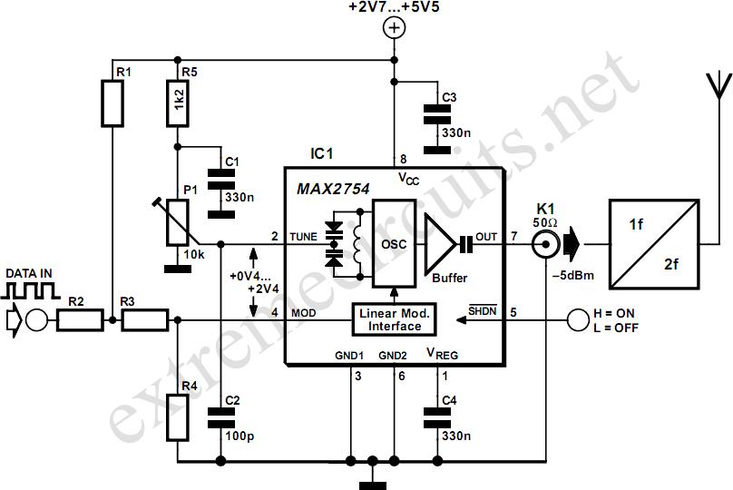 u0026gt  circuits  u0026gt  uhf antenna booster l52658