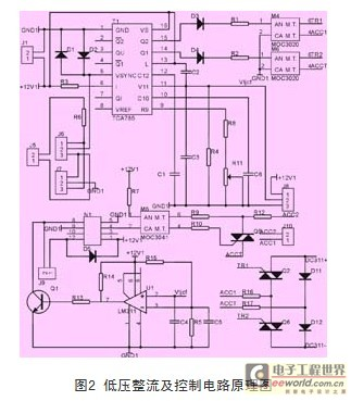 Several questions and countermeasures in the high-pressure frequency converter is employed - schematic