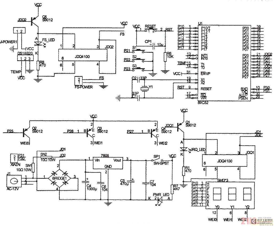 Results Page 17 About Refer Text Searching Circuits At Http Circuitdiagramhqewnet Adjustablevoltageregulatorcircuit The Method Of Temperature Controlling System Producing One Chip Computer Calorstat Is Analyzed