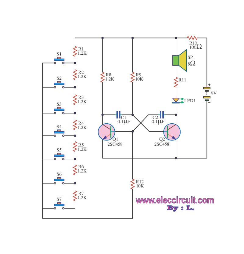 audio effect circuit page 8   audio circuits    next gr