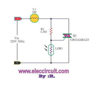 light dimmer circuit Page 3 : Light Laser LED Circuits :: Next.gr
