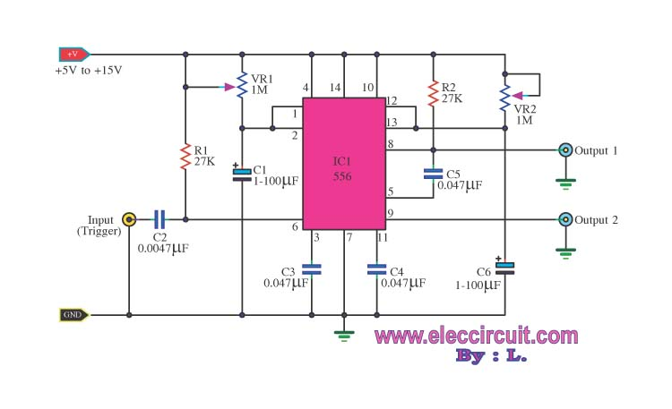 Battery Charger Circuit Page 2 Power Supply Circuits Nextgr