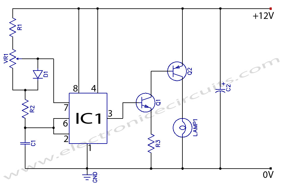 light dimmer circuit page 4 light laser led circuits next gr rh next gr