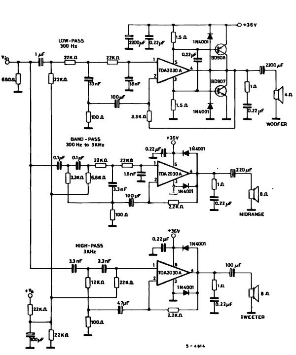 unipolar stepper schematic