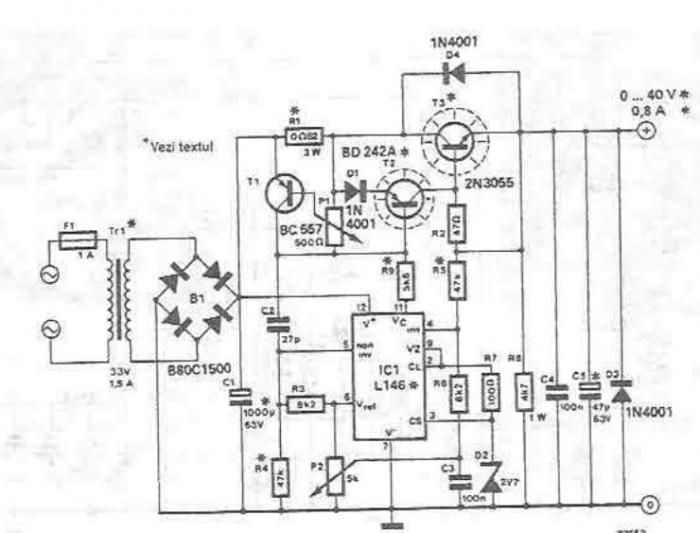 10 300v Variable Power Supply Circuit Design Diagram Electronic