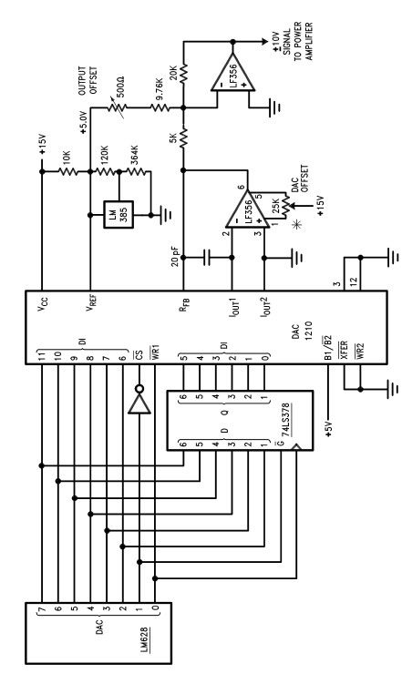 u0026gt  circuits  u0026gt  dc motor driver circuit design using lm628