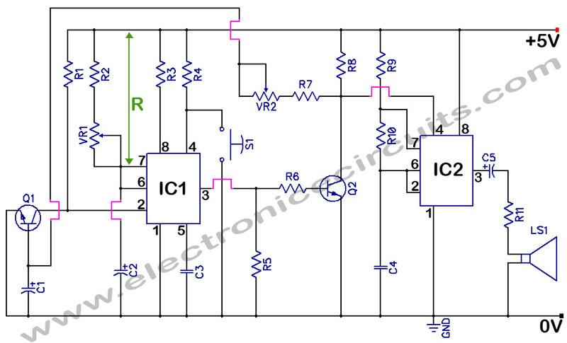 What Is furthermore Why Does Duty Cycle Affect Frequency In This 555 Based Circuit moreover Water Level Control System Diagram furthermore 311381761717986016 likewise Ic Projects Circuits. on timer ic 555 and 556 based projects