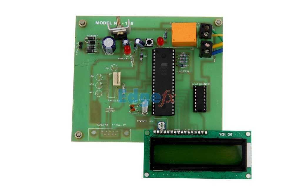 RFID SECURITY ACCESS CONTROL SYSTEM