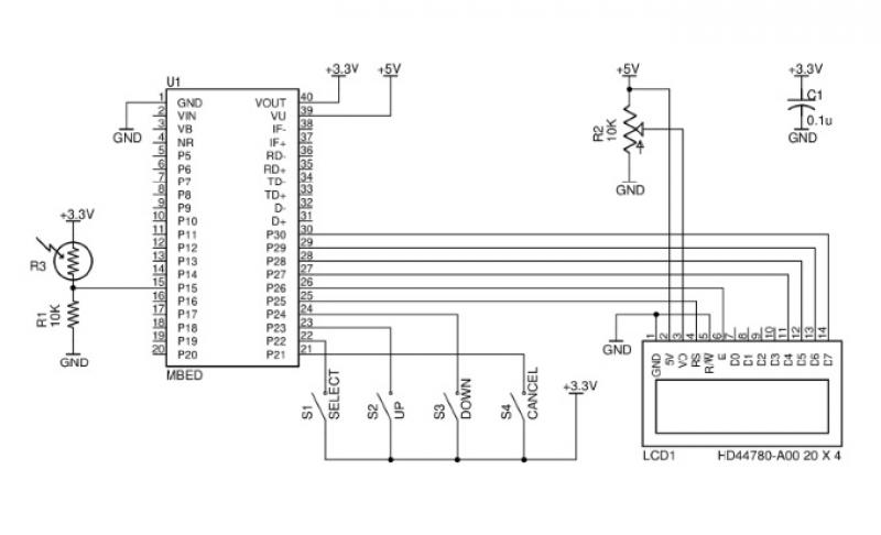 Advances in Measurement & Sensor Tech - schematic