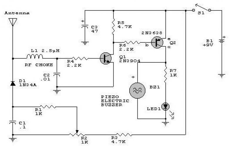 results page 9, about \u0027adc\u0027 searching circuits at next grrf detector circuit diagram using transistors