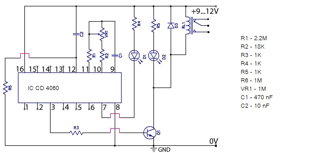 circuit is not working under repository-circuits