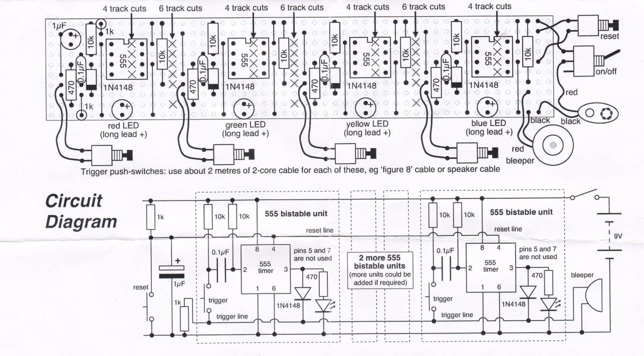 Beeper Buzzer Circuit Page 4 Audio Circuits Next Gr