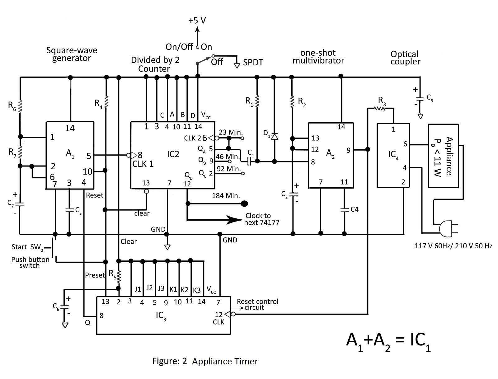 vu meter circuit page 3   meter counter circuits    next gr